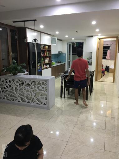 Chính chủ bán căn góc 3PN 135m2, chung cư A1CT2 Linh Đàm, full đồ nội thất. LH: 0988 332 718 ảnh 0
