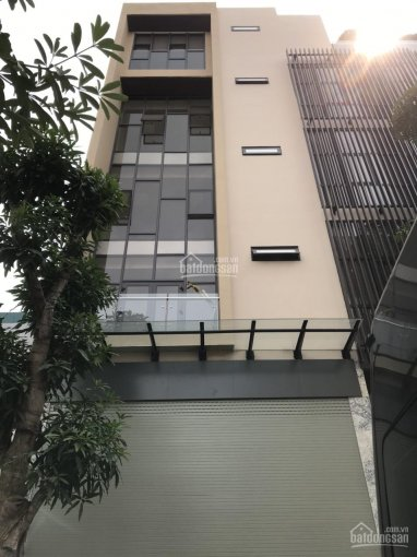 Cho thuê nhà riêng tại KĐTM Cầu Giấy, đường Tôn Thất Thuyết 75m2, 6 tầng, thang máy 50 triệu