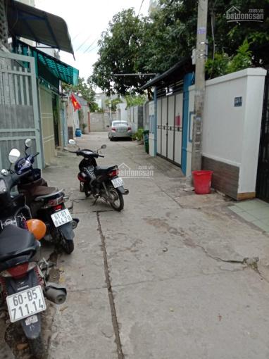 Bán gấp nhà 1T 1 lửng hẻm thông xe hơi đường 339, Phước Long B, LH 0961267851