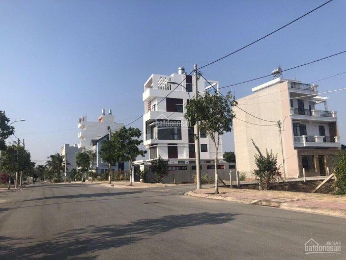Bán đất nền tại An Phú Đông Riverside, Quận 12 (40tr/m2)