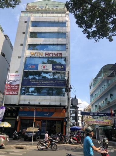 Còn lại duy nhất building 11 tầng, MT trung tâm đường lớn Q3, 8x19m, HĐ 350tr, 85 tỷ LH 0934169691 ảnh 0