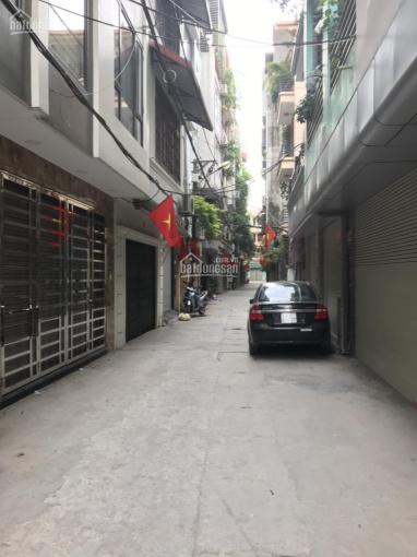 Bán nhà đẹp đường Nguyễn Khánh Toàn 42m2 x 5 tầng, giá 4.5 tỷ