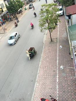 Bán Nhà  2 Tầng Mặt Phố Ngô Xuân Quảng. LH: 0983882287
