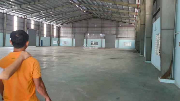 Cho thuê 7500m2 kho xưởng trong KCN Linh Trung, Thủ Đức giá 104.130đ/m2. LH 0933781138 ảnh 0