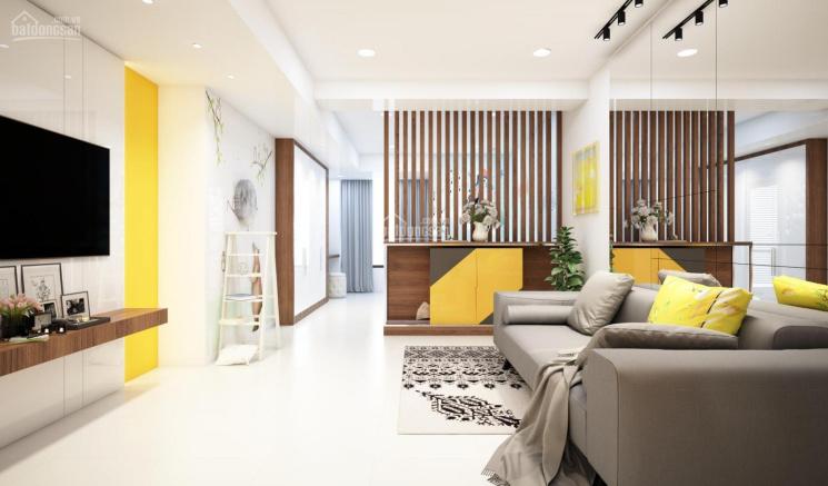 Bán nhanh Officetel River Gate - 46m2 - Full nội thất - Giá 3.1 tỷ ảnh 0