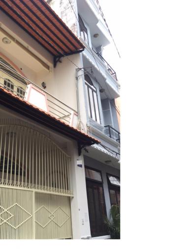 Bán nhà hẻm 38 Gò Dầu, P. Tân Quý, Tân Phú. 4x12m, đúc 1 lầu, giá 4,4 tỷ TL, LH 0902.773.858