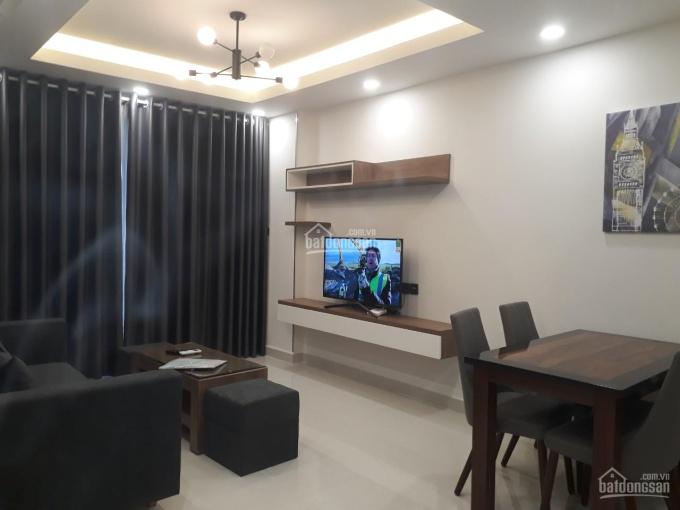 Cần cho thuê căn hộ Saigon Royal Quận 4, 2 phòng ngủ, full nội thất, view đẹp, giá 28tr/tháng