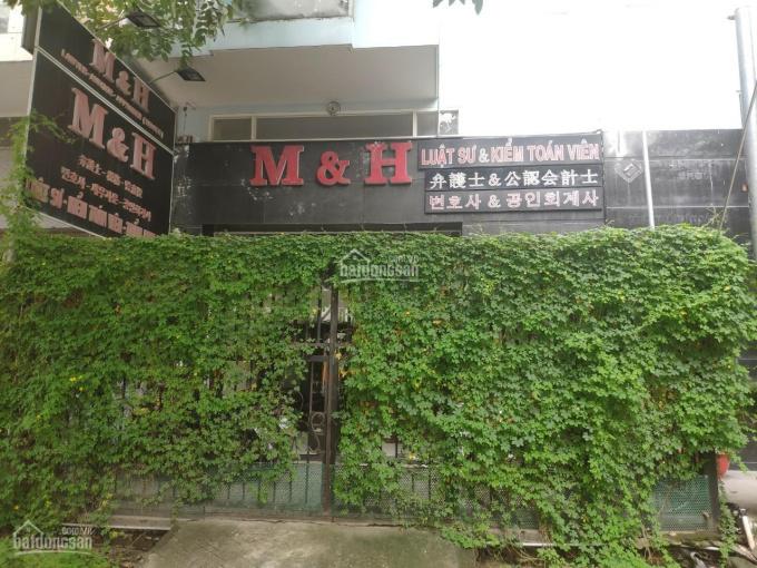 Tòa văn phòng 3 lầu, 2 mặt tiền, có thang máy, đối diện UBND phường Phú Mỹ. LH: 0934170540