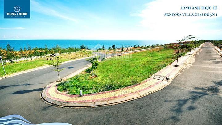 Đất biệt thự view biển, giá siêu rẻ, liền kề sân bay, hạ tầng hoàn thiện, LH ngay 0969 877 590