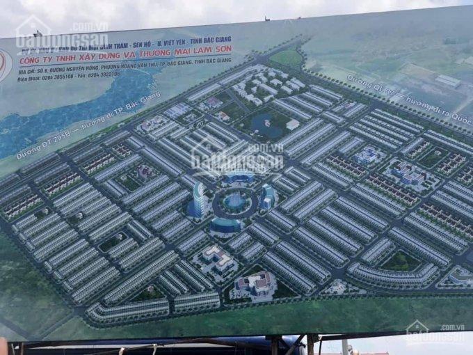 Bán đất khu đô thị Đình Trám - Sen Hồ - Việt Yên - Bắc Giang