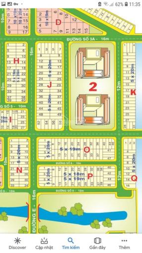 Cần chuyển nhượng lại hợp đồng đất nền 5x19m, KDC Sadeco Phước Kiển, Nhà Bè