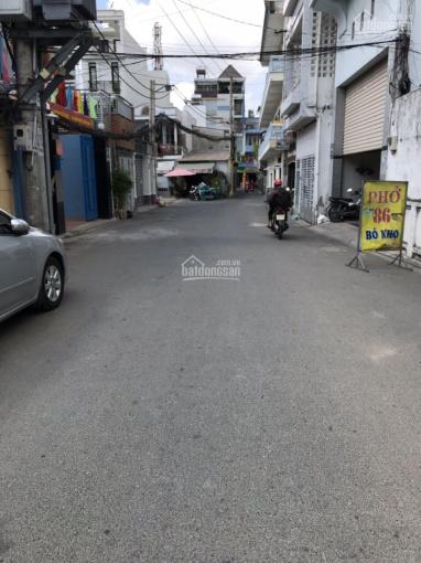 Chủ cần bán căn nhà HXH 7m Quang Trung, P. 11 đối diện siêu thị DT 7x20m, giá 7.7 tỷ