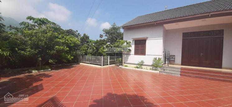 Nhà vườn đẹp, nghỉ dưỡng cuối tuần, view đồng núi thổ cư 1000m2, Cư Yên, Lương Sơn, Hoà Bình