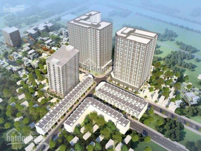 Bán nhà phố ngay TT Thuận An, Alva Plaza, giá gốc từ CĐT ảnh 0