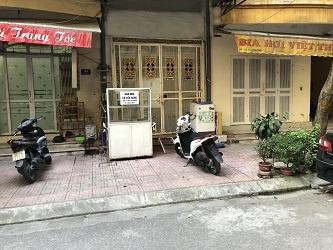 Chính chủ cần bán căn hộ tầng 1 nhà tập thể H1 khu Vĩnh Phúc, Hoàng Hoa Thám, Ba Đình, Hà Nội
