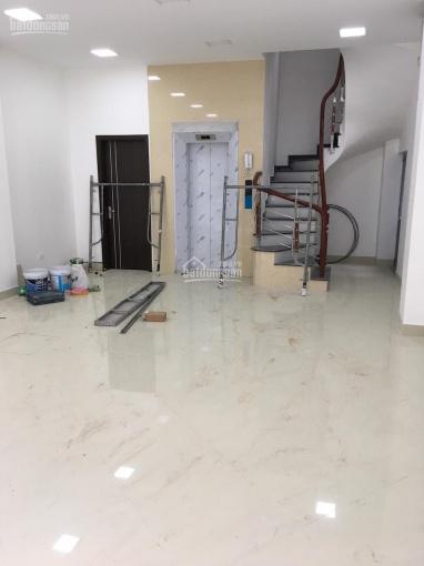 Cho thuê nhà mặt ngõ sầm uất phố Hoàng Cầu, 60m2 x 7T, thông sàn, có TM, nhà mới tinh. 60tr/th