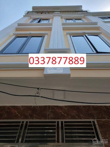 Bán nhà xây mới Dương Nội 1.7tỷ, (5 tầng*35m2) trước nhà cực thoáng sát KĐT Geleximco. 0337877889