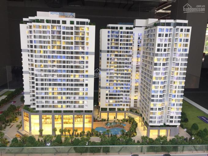 Bán căn 93m2 tháp A chung cư Rivera Park, 3 phòng ngủ, 2 vệ sinh, ban công view thành phố, 3.5 tỷ
