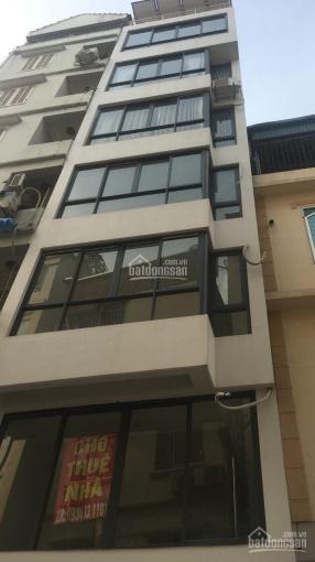 Cho thuê nhà phố Trần Quốc Vượng, Cầu Giấy, Hà Nội. DT 60m2, 5T, MT 6m, giá 50tr/th