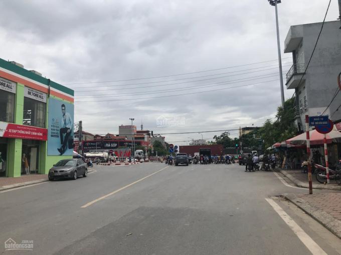 Bán nhà mặt đường diện tích 56m2 tại phố Ngô Xuân Quảng, Trâu Quỳ