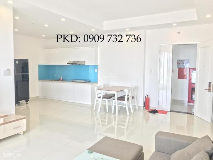 Cho thuê CH Florita 103m2, 3PN, 2WC, full nội thất, view Q.1 & Q.7, giá chỉ 18tr/th, LH 0909732736