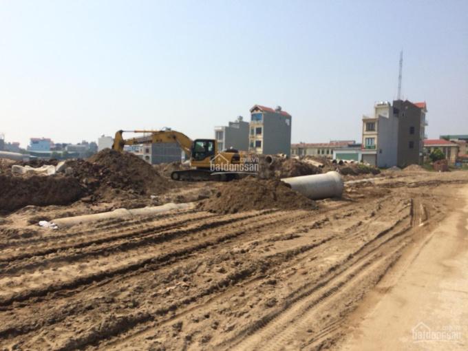 Bán 100m2 đất liền kề Kim Chung Di Trạch, đường 30m, giá 25 triệu/m2. LH 0965068855