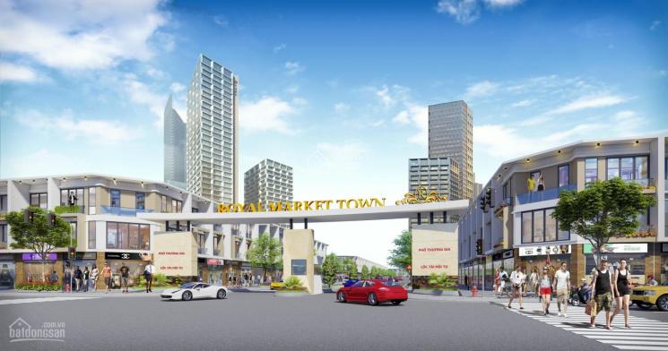 Mở bán dự án Royal Market Town ở đường Phan Đình Giót, P. An Phú, TX. Thuận An, Bình Dương