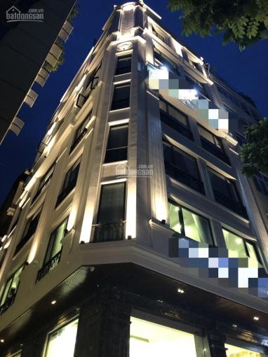Siêu phẩm siêu hot, hotel, Trung Hòa Nhân Chính, lô góc, khu vực nhu cầu cho thuê cực cao