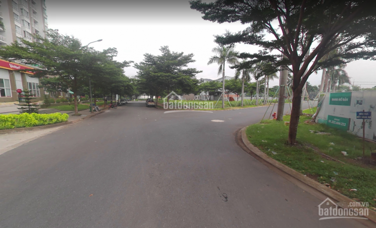 Sang nhanh lô đất KDC Hạnh Phúc, Nguyễn Văn Linh, Bình Chánh, giá chỉ 18tr/m2, SHR, LH 0792129282