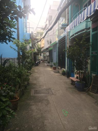 Nhà hẻm 1 sẹc An Dương Vương, 42m2, 1 lầu BTCT