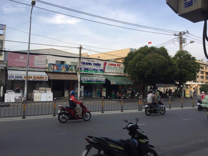 Bán nhà 3MT Lý Chiêu Hoàng, P10, Q. 6, DT 25 x 40m, giá 130 tỷ. LH Đô 0903157015
