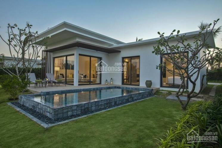 Bán gấp villa 2PN giá 14 tỷ DT: 529m2 full NT tại Melia The Hamptoms Hồ Tràm (091101018) ảnh 0