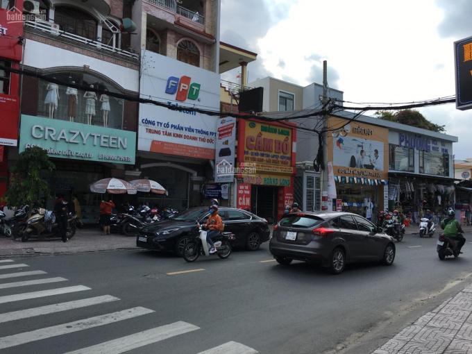 Bán nhà mặt tiền đường Hoàng Diệu 2, Linh Trung, Thủ Đức, 5x27m, giá 20 tỷ thương lượng
