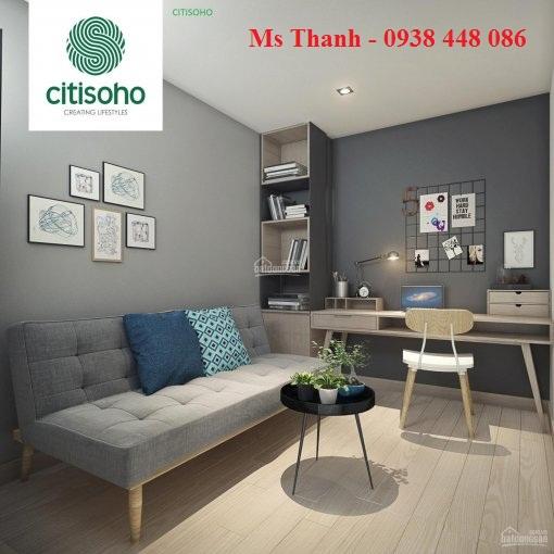 Cần bán gấp CH Citi Soho, Q2, DT: 56m2 (2PN, 1WC), sắp nhận nhà, sổ hồng vĩnh viễn, giá rẻ nhất TT