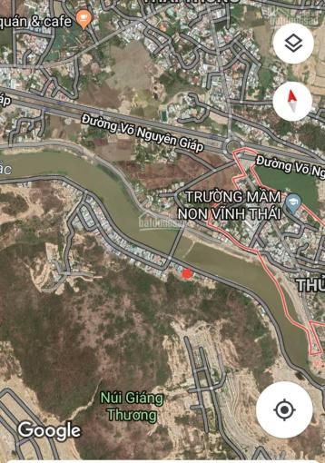 Cần chuyển nhượng lô đất đẹp, view sông, thôn Thủy Tú, xã Vĩnh Thái, thành phố Nha Trang