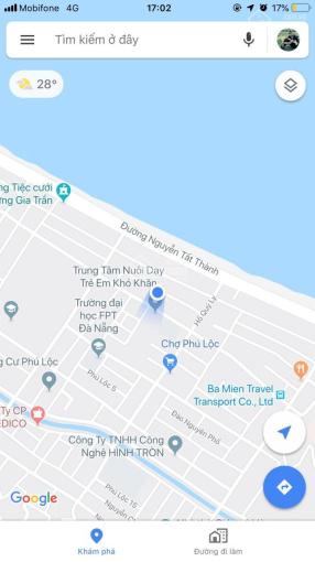 Bán đất mặt tiền Nguyễn Thị Bảy, DT: 110m2 giá chỉ 3.4 tỷ