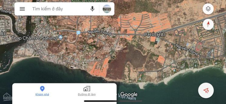200 nền đất Phú Hài, Phan Thiết sắp triển khai trong tháng 2/2020. Vị trí rất đẹp mặt tiền VNG