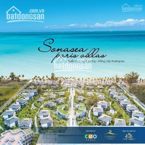 Bán căn Sonasea Villlas & Resort Bãi Trường, giá tốt từ 2 tỷ 0938191353 đầu tư ngay ảnh 0