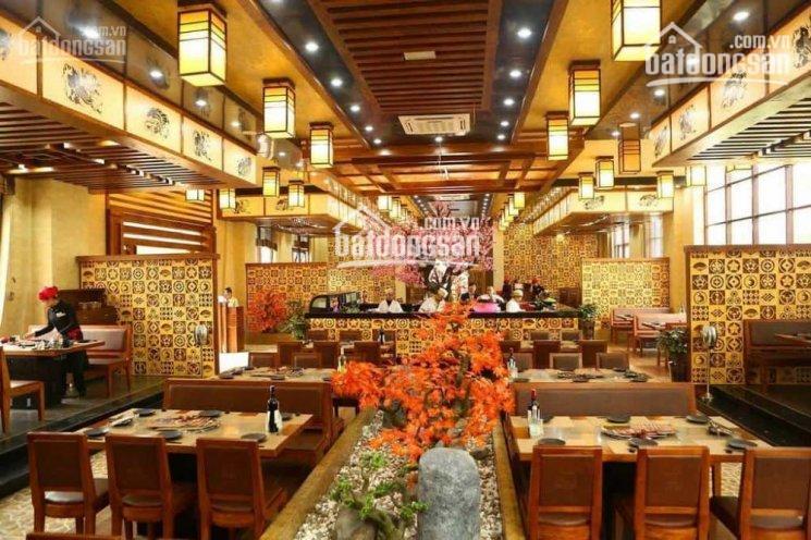 Cho thuê nhà mặt đường Nguyễn Khang số 124, Cầu giấy 200m2 x 7T, MT 9m. Có thang máy