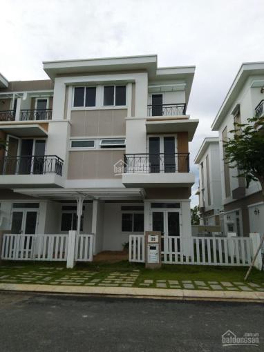 Cho thuê nhà 1 trệt 2 lầu full nội thất dự án Khang Điền Bình Chánh, giá 13 triệu/ th