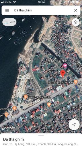 Bán đất dẻ quạt Vựng Đâng quay biển - chỉ cách trung tâm TP Hạ Long chưa đầy 2km