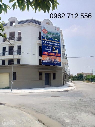 Bán lô góc 3 mặt thoáng 175m2 sát 2 toà chung cư đang khởi công, LH 0962712556