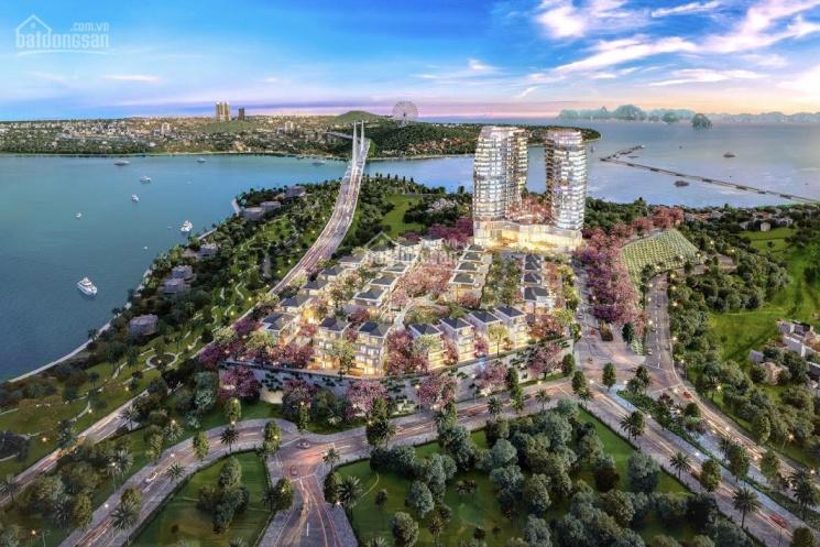 Căn hộ khách sạn Hạ Long full nội thất, sổ đỏ lâu dài, vốn đầu tư 825tr/lô 48m2. LH 0984970711