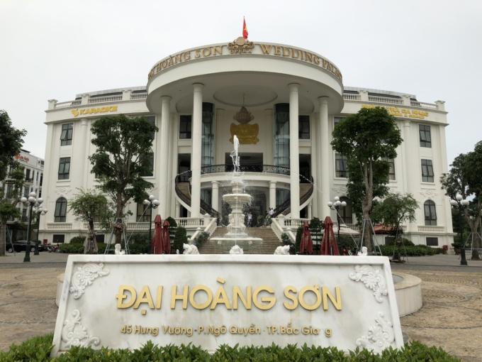 Bán nhà phố cực đẹp tại thành phố Bắc Giang, LH chính chủ