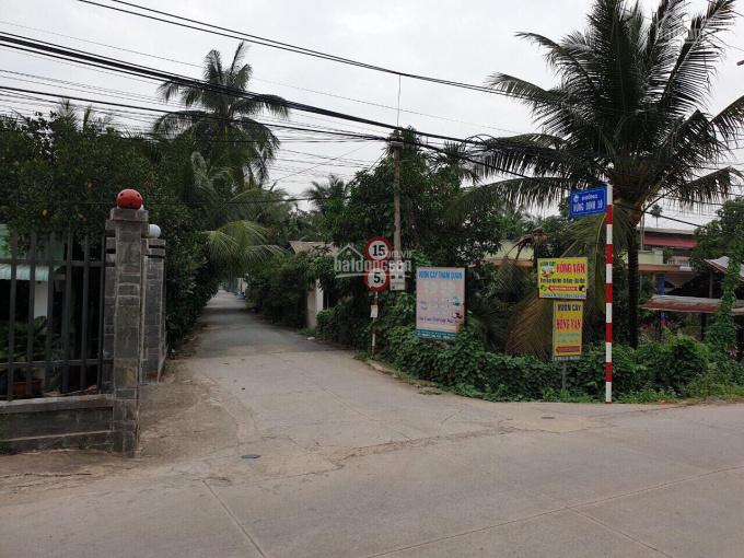Bán đất mặt tiền đường Hưng Định 10 nhựa 5m thông (đất dân có sổ)