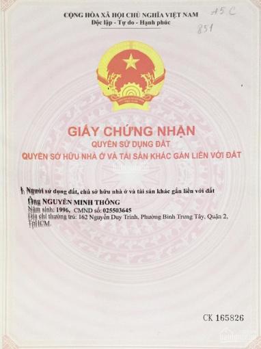 Bán đất mặt tiền Trường Lưu, sổ riêng từng nền, giá từ 12tr/m2, LH 0933241922