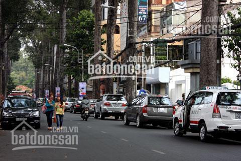 Cần tiền bán gấp nhà hẻm xe hơi 4m Đường Phó Đức Chính, P. Nguyễn Thái Bình, Q.1