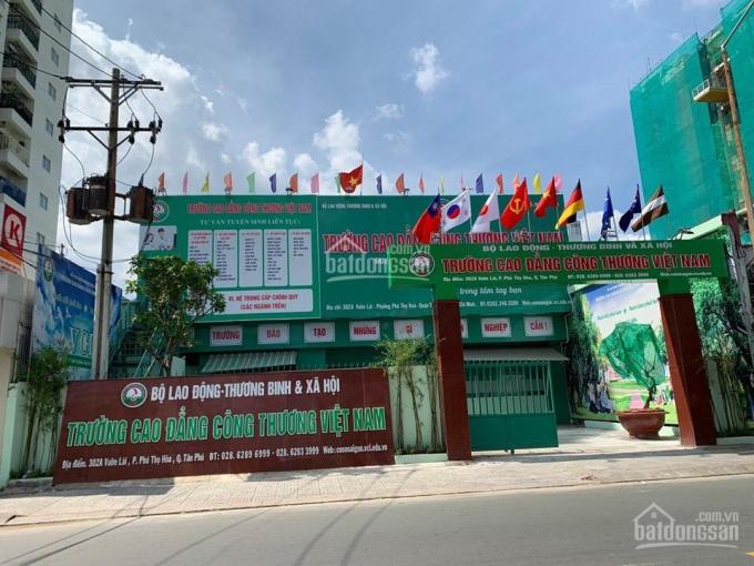 Đất MT 302 Vườn Lài Tân Phú 1236m2 vuông vức, khu cực sung, giá 72.8 triệu m2