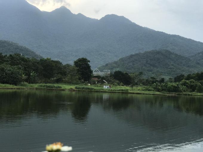 Bán lô Mặt hồ tại thôn Chóng, Yên Bài, Hà Nội