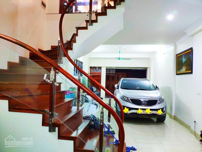 Bán nhà Hoàng Ngân - 3 ô tô tránh - 80m2, 5T, MT 5m - nội thất nhập khẩu - giá 11.5 tỷ